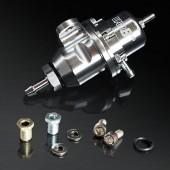 88-91 Honda Prelude Si 2.1L Silver Bolt On Fuel Pressure Regulator