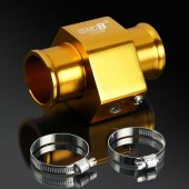 28MM Gold Water Temperature Sensor Adapter