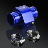 28MM Blue Water Temperature Sensor Adapter