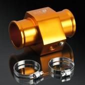 30MM Gold Water Temperature Sensor Adapter