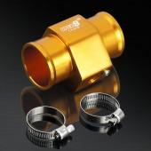 34MM Gold Water Temperature Sensor Adapter