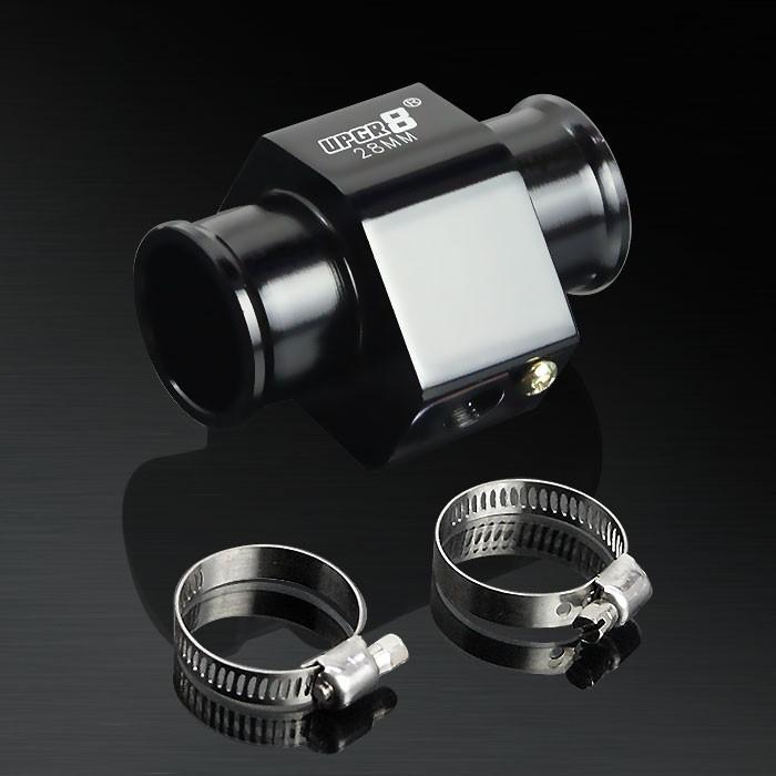 28MM Black Water Temperature Sensor Adapter
