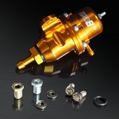 94-01 Acura Integra LS/RS/GS/GSR/Type-R 1.8L DOHC Gold Bolt On Fuel Pressure Regulator
