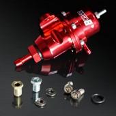 94-97 Honda del Sol 1.6L DOHC VTEC Red Bolt On Fuel Pressure Regulator