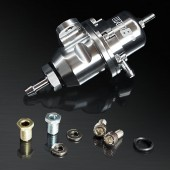 92-95 Honda del Sol S/Si Silver Bolt On Fuel Pressure Regulator