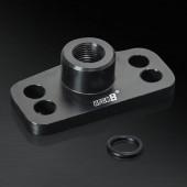 1994-2001 Acura DC2 Type-R/SIR/GSR B18C Matt Black Fuel Pressure Regulator Adapter