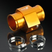 32MM Gold Water Temperature Sensor Adapter