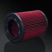 2001-2005 Honda Civic VI 2.0L L4 F/I HD PRO OEM Replacement High Performance Red/Black Drop-In Panel Air Filter