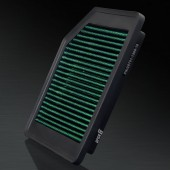 2006-2011 Honda Civic 1.8L L4 F/I HD PRO OEM Replacement High Performance Green/Black Drop-In Panel Air Filter