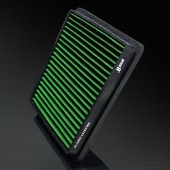 2003-2009 Mitsubishi Outlander 2.0L L4 HD PRO OEM Replacement High Performance Green/Black Drop-In Panel Air Filter