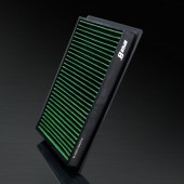 2005-2007 Subaru Impreza 2.5L H4 HD PRO OEM Replacement High Performance Green/Black Drop-In Panel Air Filter