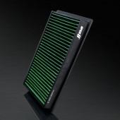 1988-1999 Nissan 200SX 1.6L/1.8L/2.0L HD PRO OEM Replacement High Performance Green/Black Drop-In Panel Air Filter