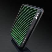 1992-1993 Isuzu Stylus 4-1.6L F/I SOHC HD PRO OEM Replacement High Performance Green/Black Drop-In Panel Air Filter