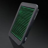 1998-2005 Lexus GS300 3.0L L6 F/I HD PRO OEM Replacement High Performance Green/Black Drop-In Panel Air Filter