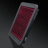 1998-2005 Lexus GS300 3.0L L6 F/I HD PRO OEM Replacement High Performance Red/Black Drop-In Panel Air Filter