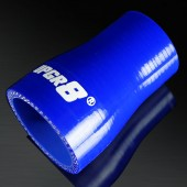 "Universal 4-PLY 1.25'' to 1.75"" High Performance Blue Reducer Coupler Silicone Hose"