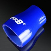 "Universal 4-PLY 1.5'' to 2.0"" High Performance Blue Reducer Coupler Silicone Hose"