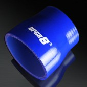"Universal 4-PLY 2.5'' to 3.0"" High Performance Blue Reducer Coupler Silicone Hose"