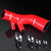 89-91 Skyline R32 GTS-4 HCR32/GTS-T Type-M RB20DET High Performance 4-PLY Red Induction Air Intake Silicone Hose Kit