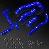 2013-2014 Subaru BRZ / Scion FR-S High Performance 4-PLY Blue Radiator&Heater Silicone Hose Kit