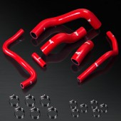 2013-2014 Subaru BRZ / Scion FR-S High Performance 4-PLY Red Radiator&Heater Silicone Hose Kit